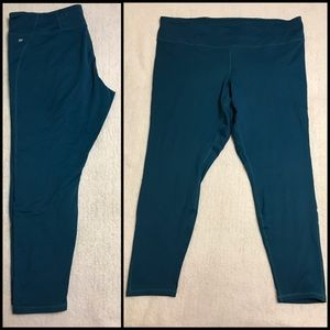 Fabletics Mid-Rise Cold Weather Legging 3X